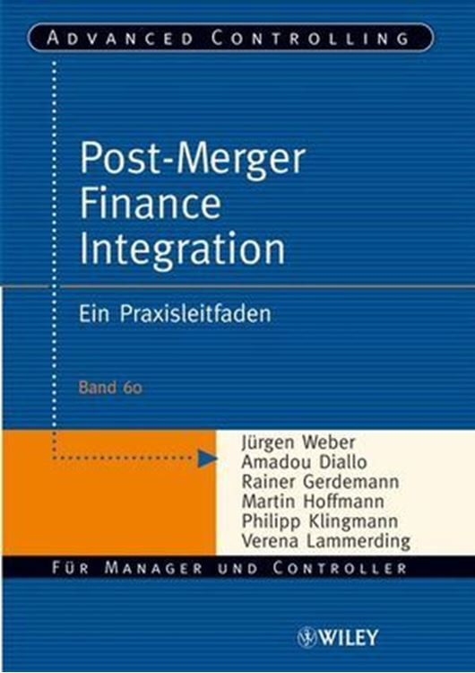 تصویر Post-Merger Finance Integration: Ein Praxisleitfaden