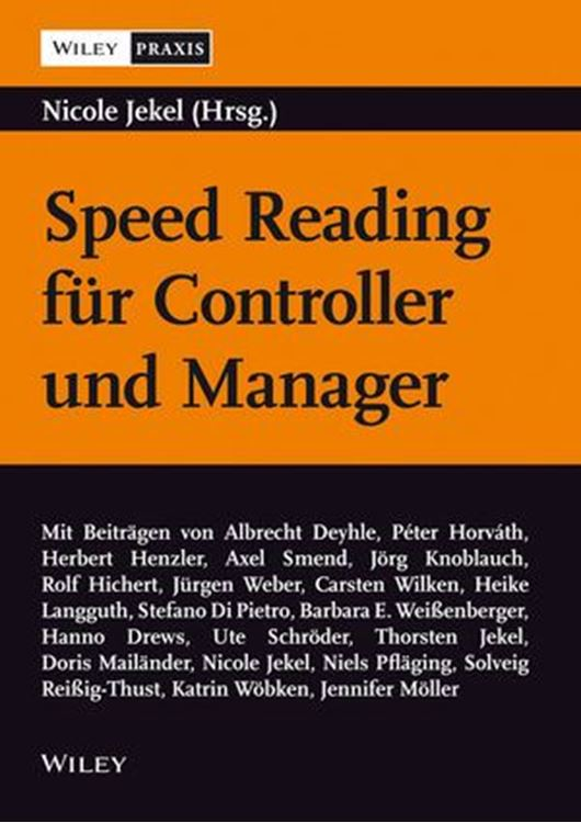 تصویر Speed Reading für Controller und Manager